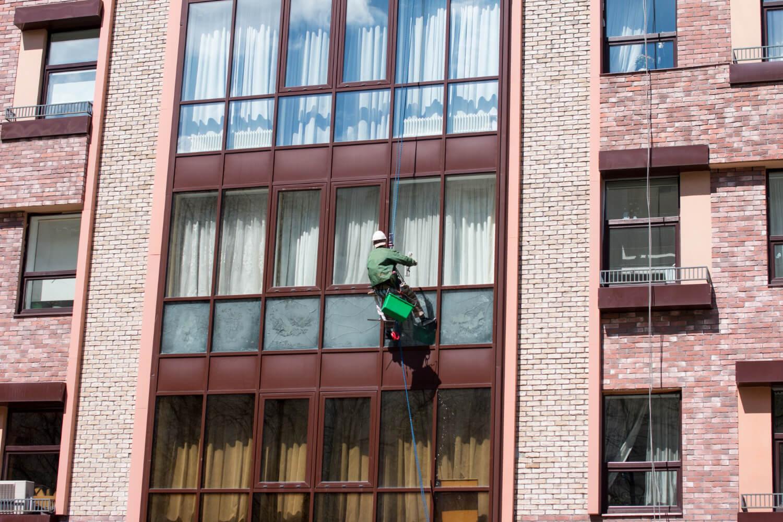 nettoyage vitres paris